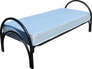 Железные кровати для турбаз,  лагерей,  санаториев,  гостиниц.Низкие цены