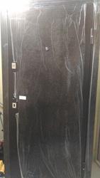 двери железные высота 210