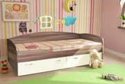 Кровать Бриз Ваниль