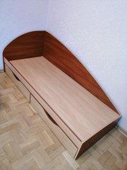 Продам 2-е кровати размер 1, 96*0, 80